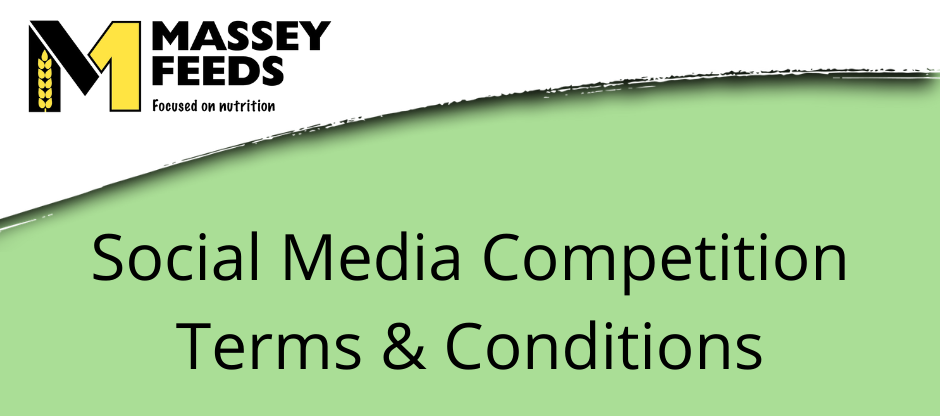 Social Media Competition T&C's